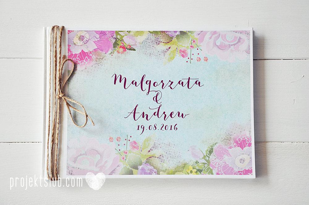 Zaproszenie ślubne BOHO WIANEK rustykalne wesele romantyczne kwiaty pastele Projekt Ślub (21).jpg