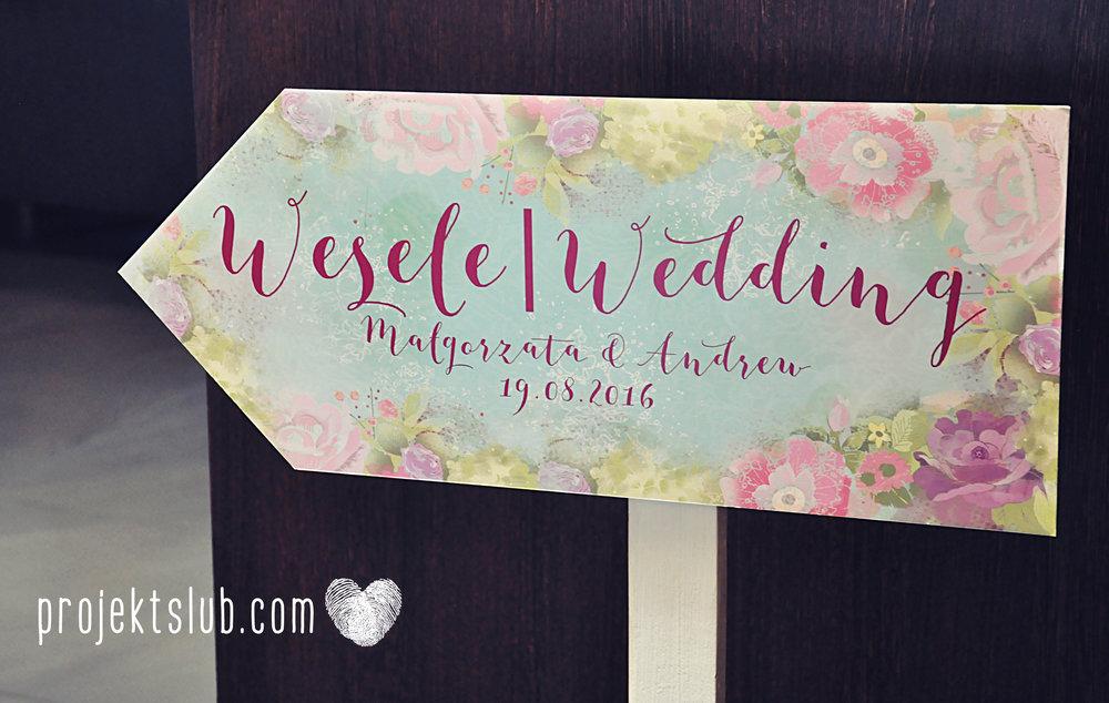Zaproszenie ślubne BOHO WIANEK rustykalne wesele romantyczne kwiaty pastele Projekt Ślub (28).jpg