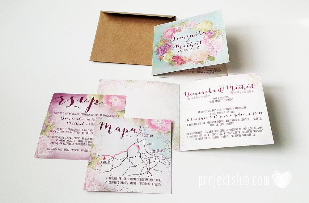 Zaproszenia ślubne oryginalne BOHO WIANEK vintage błękit pastele kwiaty romantyczne rustykalne oryginalny Projekt Ślub mięta (9).jpg