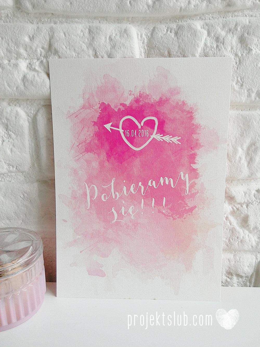 Zaproszenia Ślubne Boho Rustic Eko Oryginalne Wyjątkowe Rustykalne Sznurek Akwarelowe Róż Ombre Projekt Ślub (10).jpg