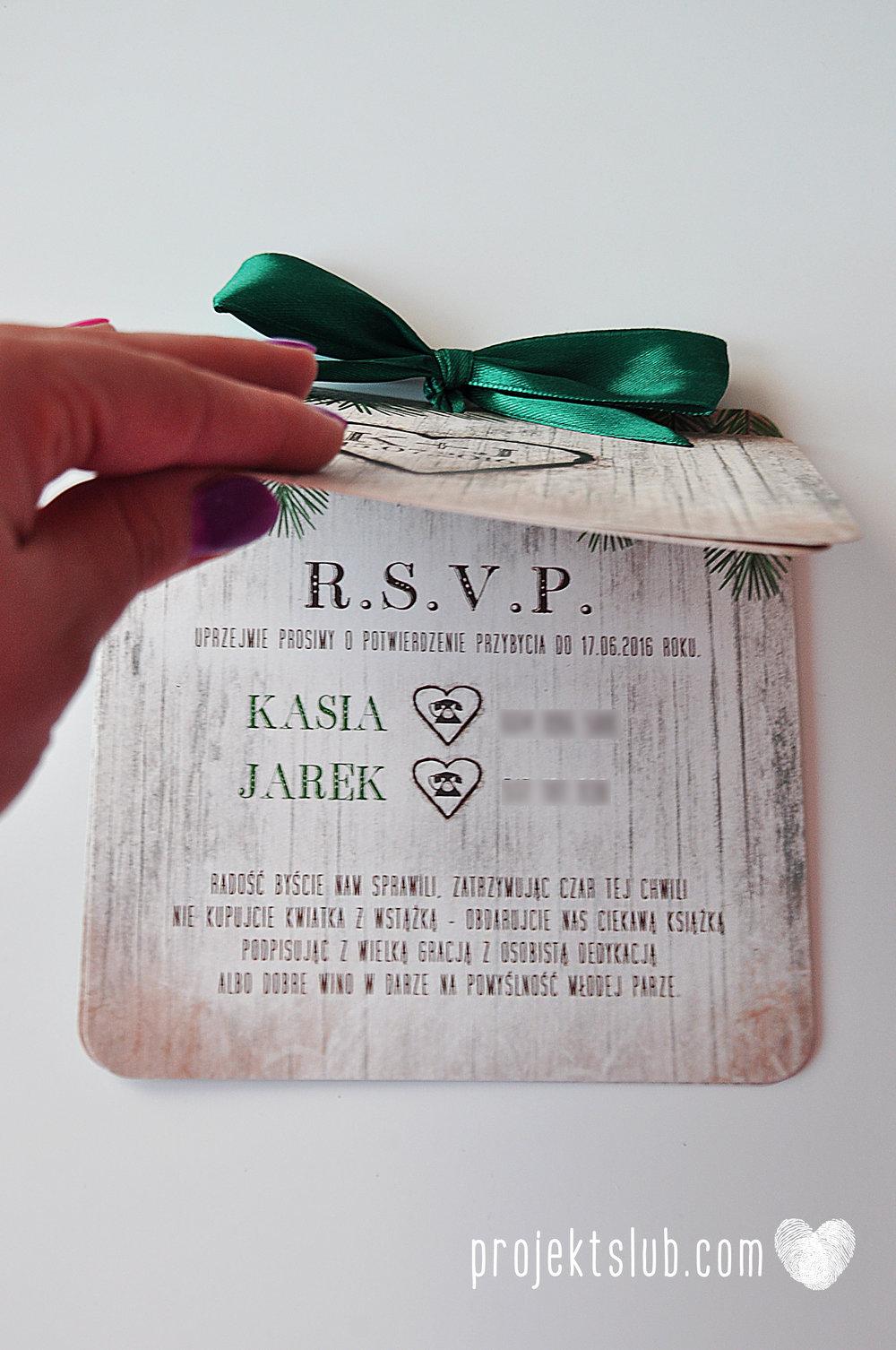 Zaproszenia ślubne oryginalne BOHO WOODLOVE vintage las świerk drewno drzewo kora eko rustykalne oryginalny craft naturalne Projekt Ślub (31).jpg