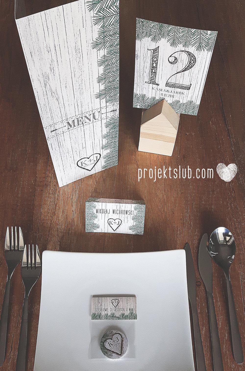 Zaproszenia ślubne oryginalne BOHO WOODLOVE vintage las świerk drewno drzewo kora eko rustykalne oryginalny craft naturalne Projekt Ślub (38).jpg