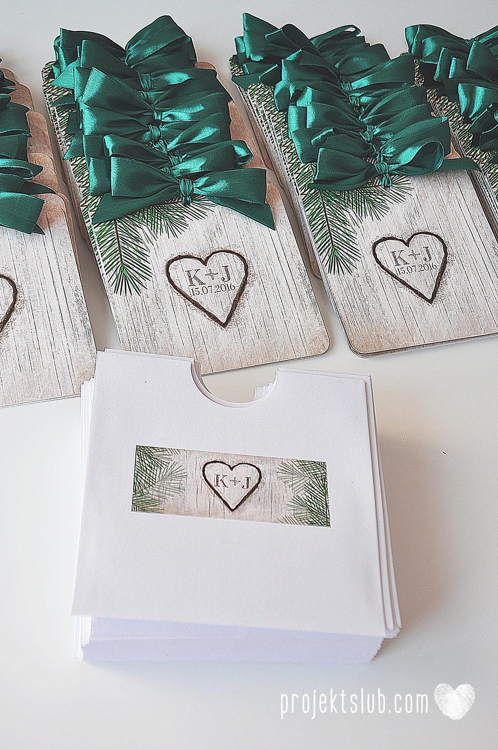 Zaproszenia ślubne oryginalne BOHO WOODLOVE vintage las świerk drewno drzewo kora eko rustykalne oryginalny craft naturalne Projekt Ślub (19).jpg
