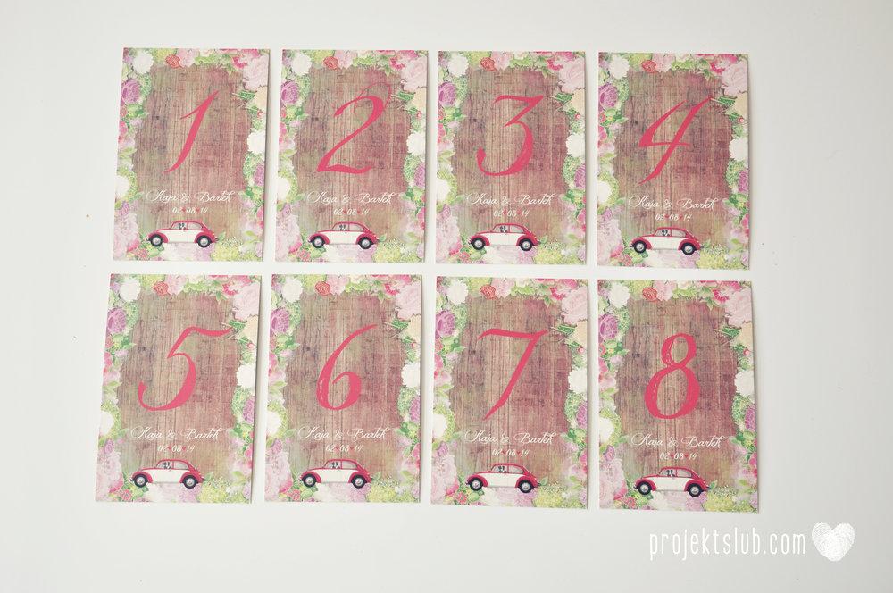 Zaproszenia Ślubne Boho Rustic Eko Oryginalne Wyjątkowe Rustykalne Sznurek Drewno Kwiaty Czerwony Garbus Projekt Ślub (17).jpg