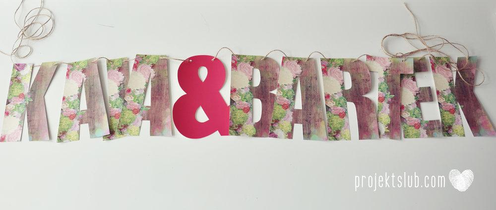 Zaproszenia Ślubne Boho Rustic Eko Oryginalne Wyjątkowe Rustykalne Sznurek Drewno Kwiaty Czerwony Garbus Projekt Ślub (20).jpg