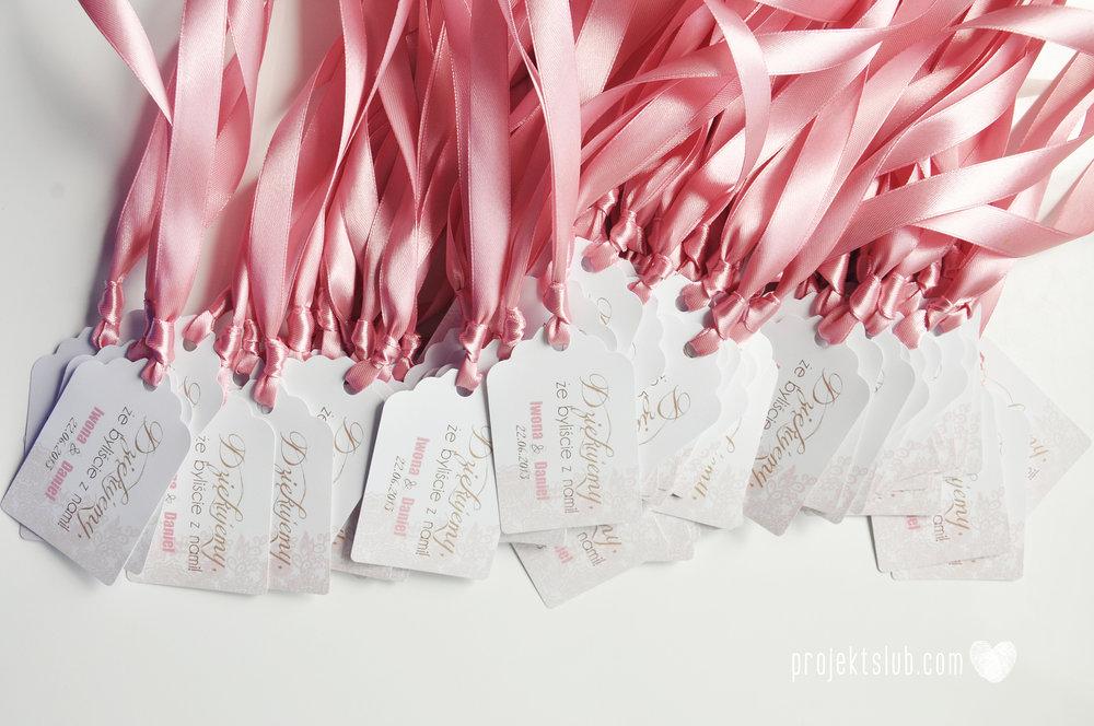 zaproszenia ślubne góralskie podhale koronka goral i goralka zaproszenie góry projekt ślub pudrowy róż brąz (18).JPG
