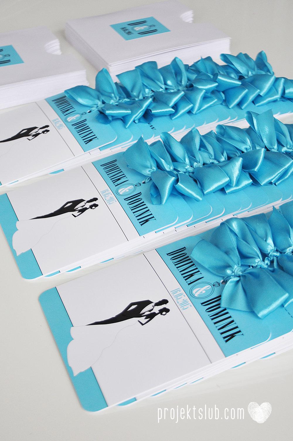 eleganckie zaproszenie ślubne śniadanie u Tiffany'ego 3 błękit biel glamour pierścionek Projekt ślub (2).jpg