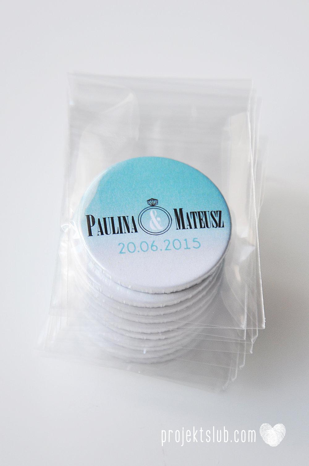eleganckie zaproszenie ślubne śniadanie u Tiffany'ego 4 błękit biel glamour ombre cieniowane ze zdjęciem graficzne Projekt Ślub (27).jpg