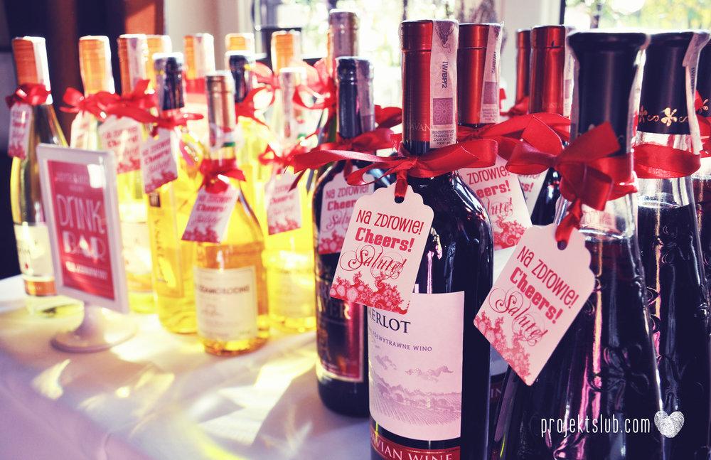 oryginalne zaproszenia i dodatki ślubne w odcieniach czerwieni bieli koralu i różu fraktale miłość serce Fraktalove Projekt Ślub (15).jpg