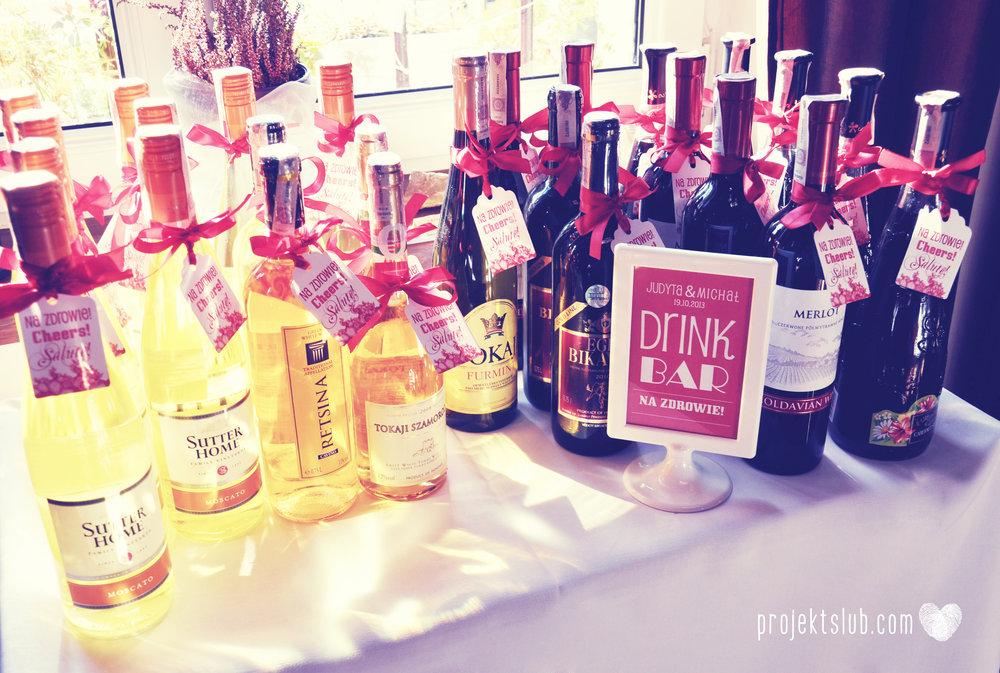 oryginalne zaproszenia i dodatki ślubne w odcieniach czerwieni bieli koralu i różu fraktale miłość serce Fraktalove Projekt Ślub (24).jpg