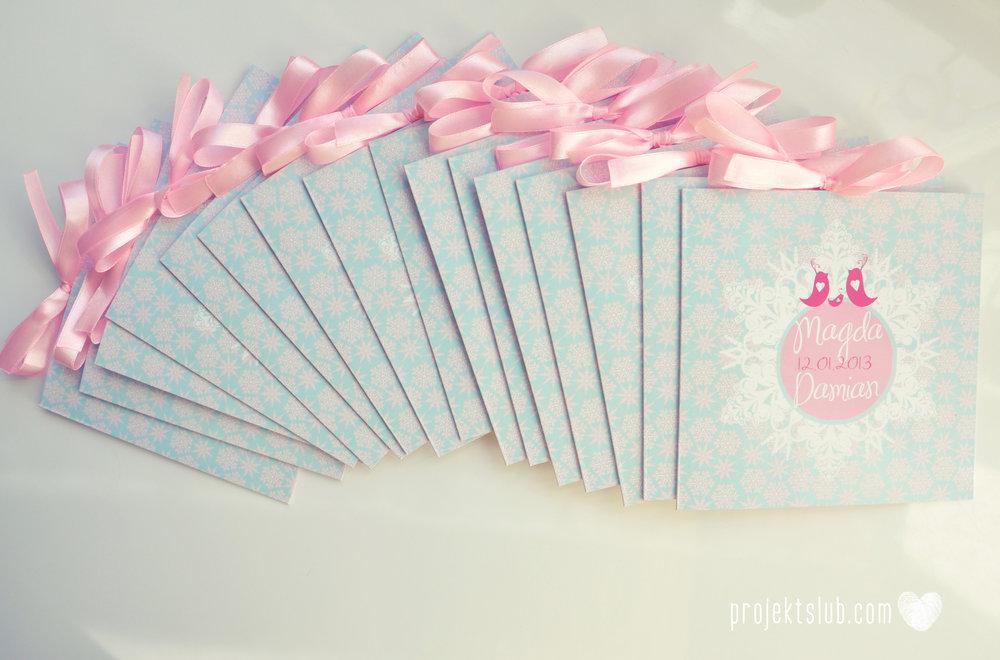 zaproszenia-ślubne-eleganckie-glamour-zimowe-ptaszki-zaproszenia-na-zimowy-ślub-śnieżynki-płatki-śniegu-róż-błękit-biel-zaproszenia- projekt-ślub (4).JPG