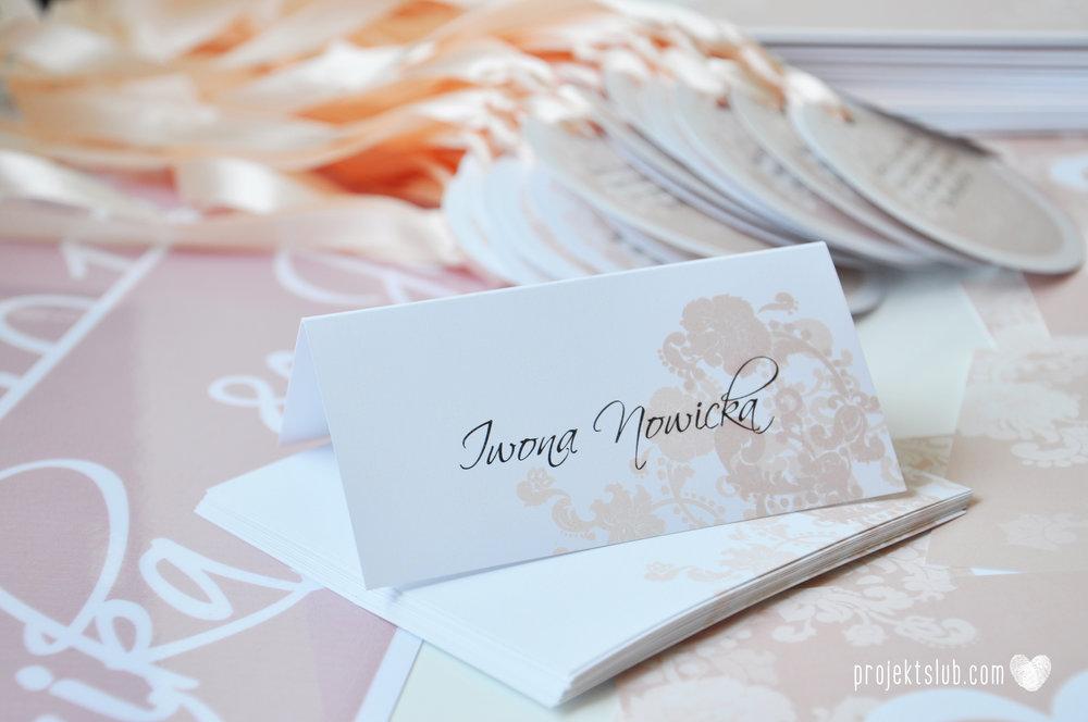 zaproszenia ślubne pudrowa elegancja róż pastele delikatne graficzne motywy klasyczny format projekt ślub (10).jpg