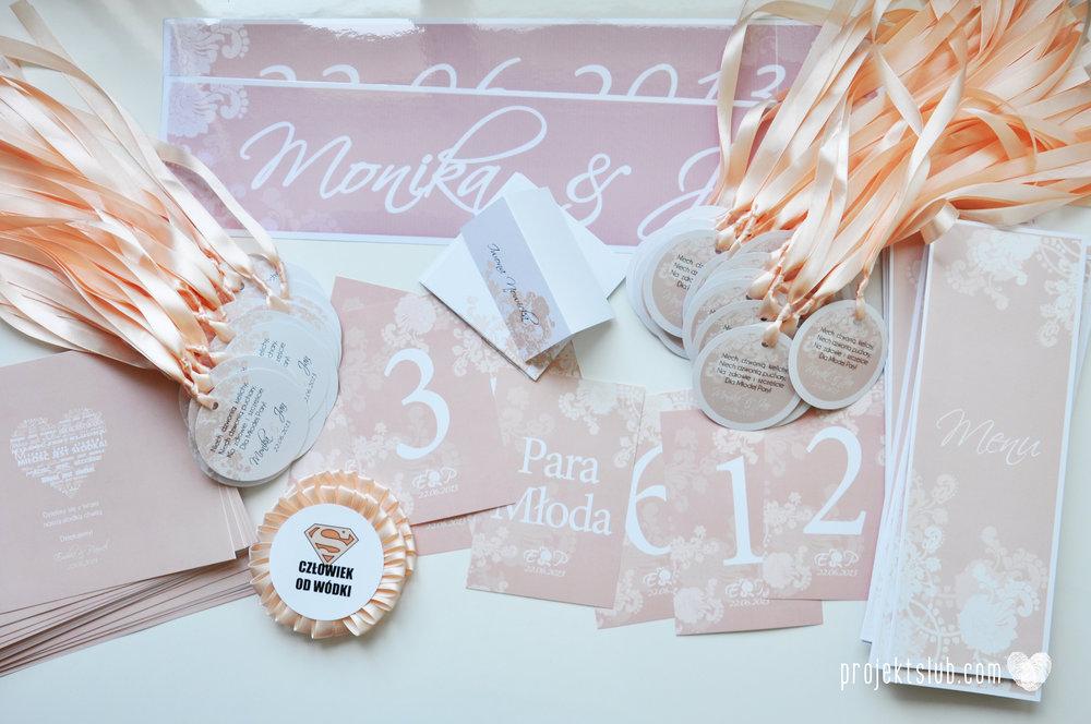 zaproszenia ślubne pudrowa elegancja róż pastele delikatne graficzne motywy klasyczny format projekt ślub (9).jpg
