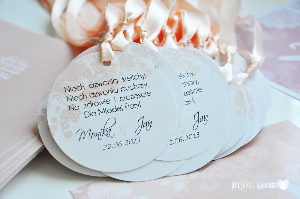 zaproszenia ślubne pudrowa elegancja róż pastele delikatne graficzne motywy klasyczny format projekt ślub (11).jpg