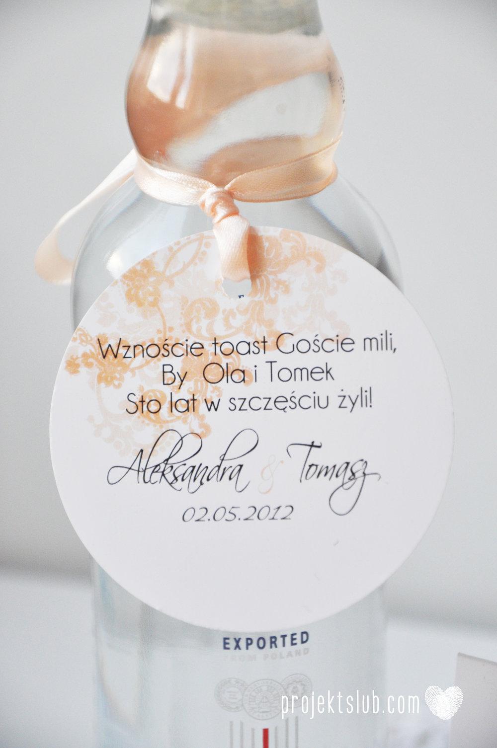 zaproszenia ślubne pudrowa elegancja róż pastele delikatne graficzne motywy klasyczny format projekt ślub (15).jpg