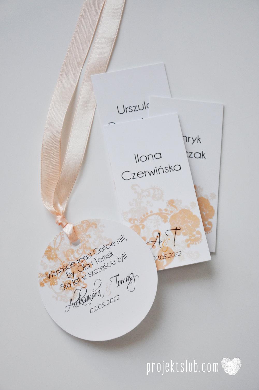 zaproszenia ślubne pudrowa elegancja róż pastele delikatne graficzne motywy klasyczny format projekt ślub (16).jpg