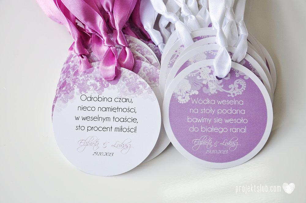 zaproszenia ślubne fioletowa elegancja pastele delikatne graficzne motywy klasyczny format projekt ślub (8).jpg