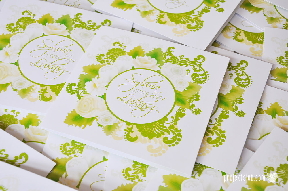 zaproszenia ślubne zielona elegancja pastele delikatne graficzne motywy klasyczny format projekt ślub (2).jpg