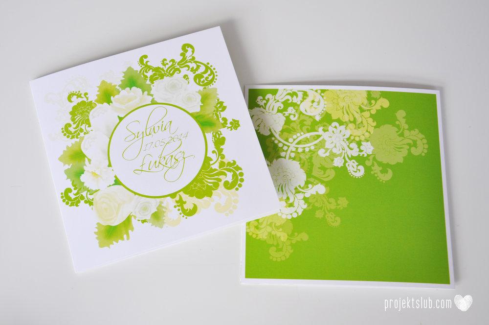 zaproszenia ślubne zielona elegancja pastele delikatne graficzne motywy klasyczny format projekt ślub (5).jpg