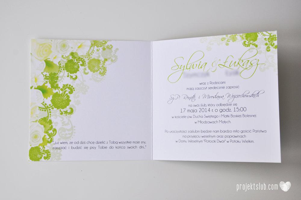 zaproszenia ślubne zielona elegancja pastele delikatne graficzne motywy klasyczny format projekt ślub (6).jpg