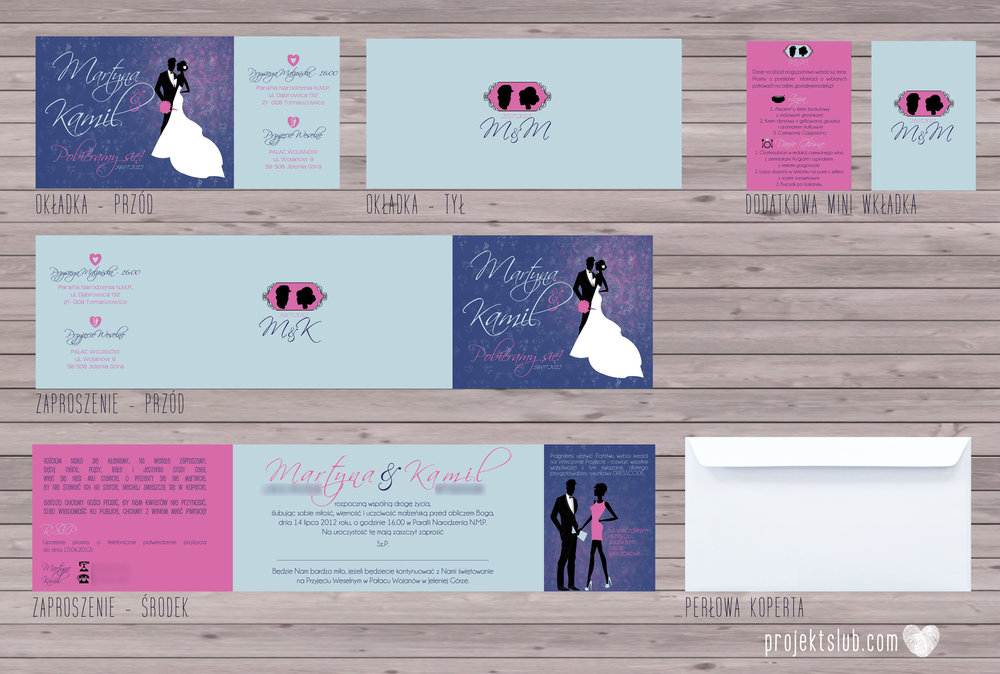zaproszenia-ślubne-eleganckie-glamour-zaproszenia-z-parą-młodą--granat-błękit-fuksja-niesymetryczne-nietypowe-projekt-ślub copy.jpg