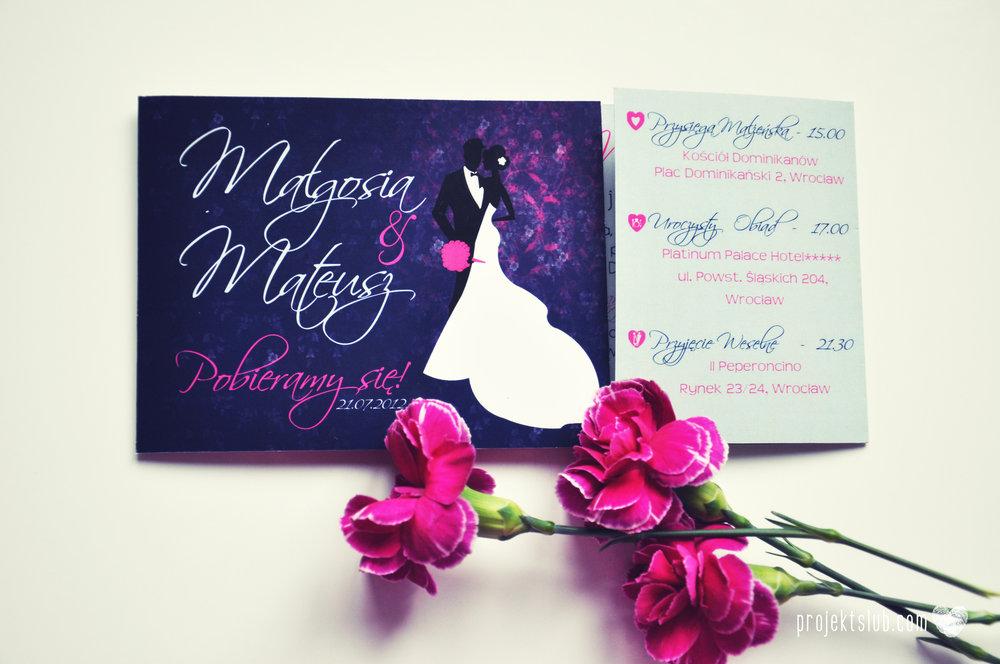 Zaproszenie na ślub i przyjęcie weselne_róż_granat_błękit Projekt Ślub (1).jpg
