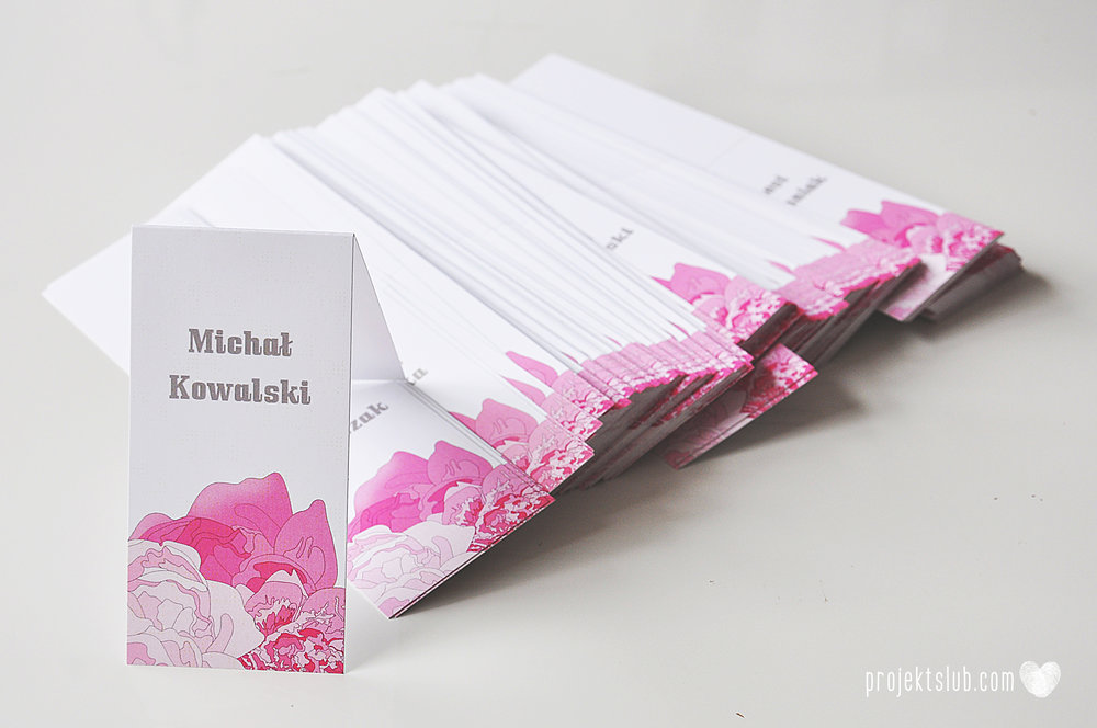 Zaproszenia poczuj miętę z motywem młodej pary buty ślubne hobby grafiki zdjęcia szary róż dodatki weselne zawieszki menu papetria projekt ślub (29).jpg