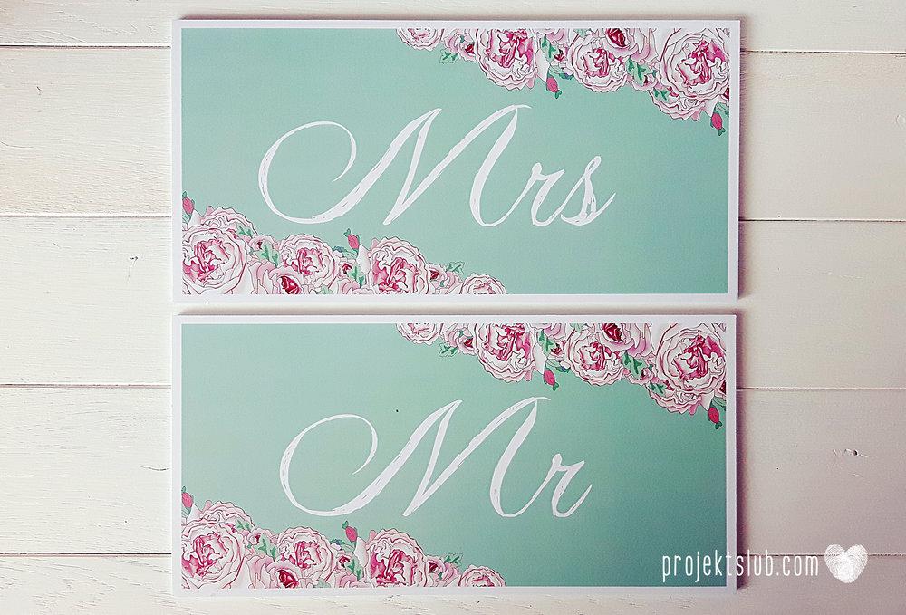 Zaproszenia  ślubne pasteove kwiaty ze wstążką wyjątkowe oryginalne najpiękniejsza papeteria ślubna mięta róż Projekt Ślub (19).jpg