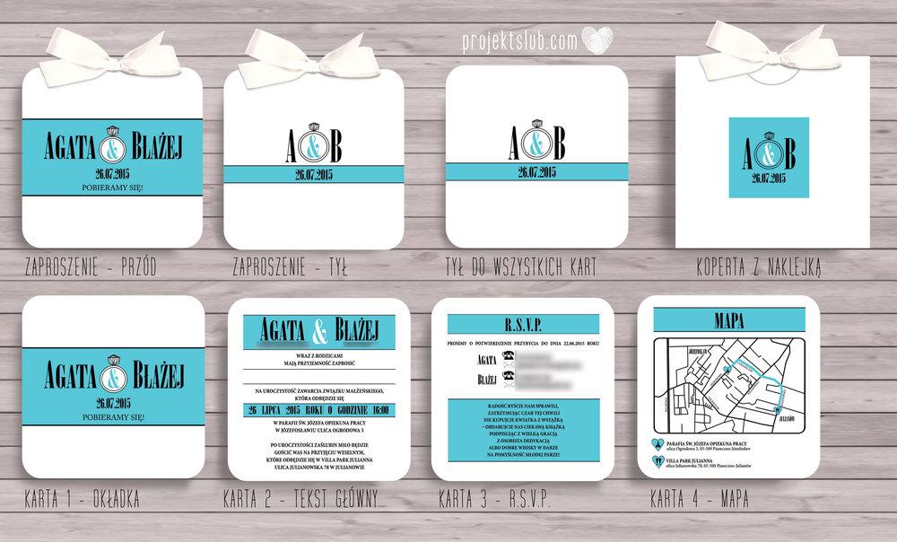 zaproszenia-ślubne-tiffany-blue-biel-błękit-mięta-eleganckie-zaproszenia-z-białą-wstążką-projekt-ślub copy.jpg