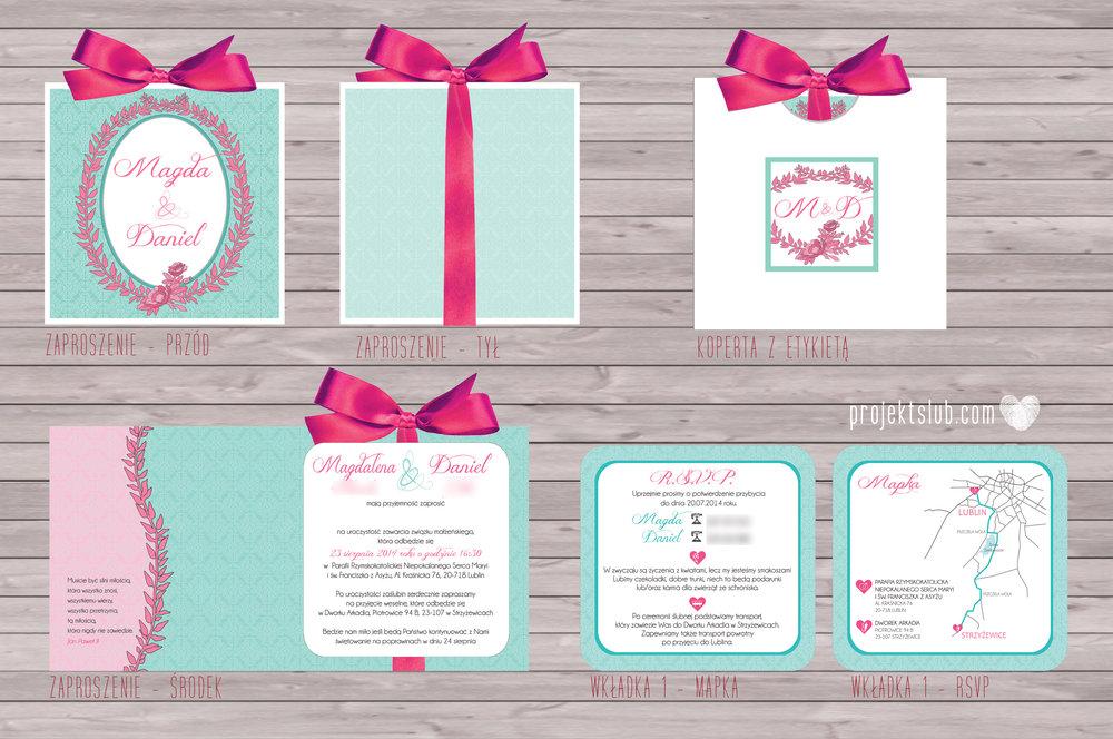 zaproszenia-ślubne-zaproszenia-miętowe-malinowe-eleganckie-zaproszenia-ze-wstążką-mietowelove-projekt-ślub copy.jpg