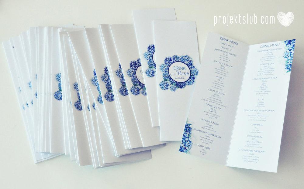 Zaproszenia+ślubne+z+motywem+kwiatów+granatowe+kwiaty+granat+niebieskie+hortensja+wianek+Projekt+Ślub+(27).jpg