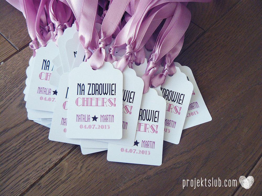 zaproszenie ślubne bilet filmowy bilet do kina premiera filmowa hollywood projekt ślub (15).JPG