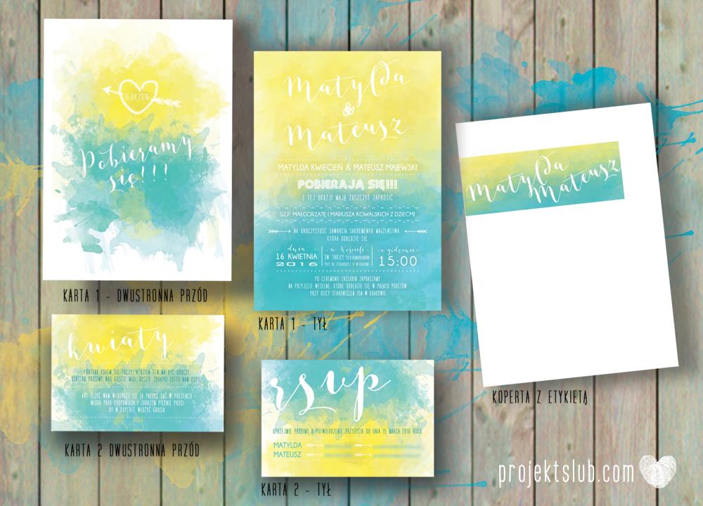 Zaproszenia+ślubne+oryginalne+AKWARELOVE+ombre+akwarela+malowane+romantyczne+boho+żółto+błekitne+Projekt+Ślub.png