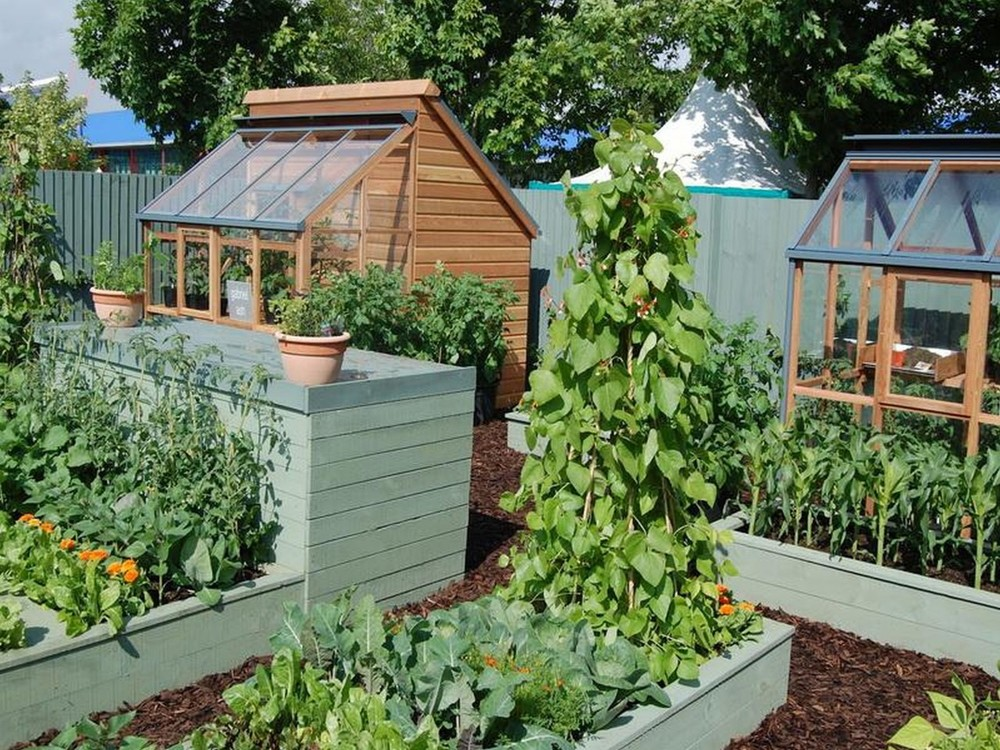 Beauty Potting Shed Ideas1 Wonderful Garden Ideas Alluring