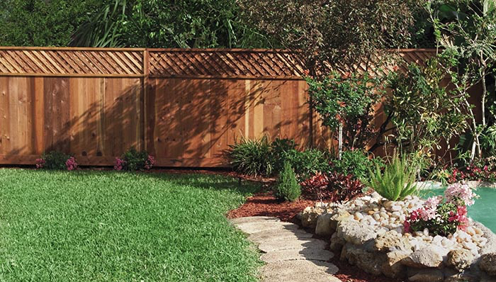 New Fencing Options For A Private Backyard Sanctuary U2014 Ou0027Donnell Bros Inc.