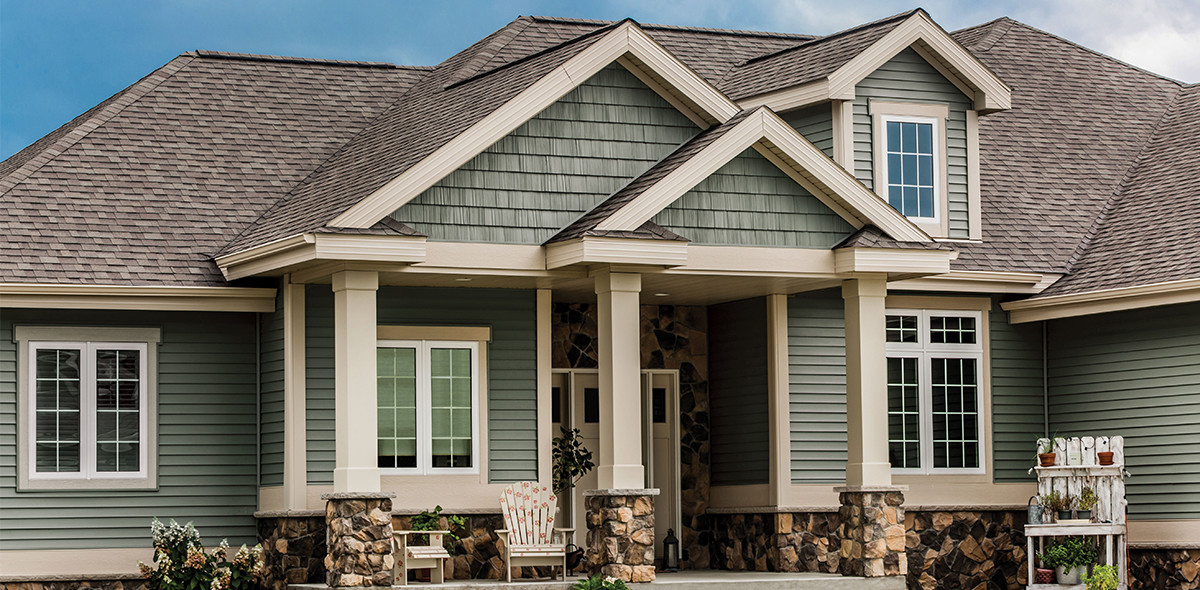 Give Your Home a New Look With Maintenance-Free Vinyl Siding O ...