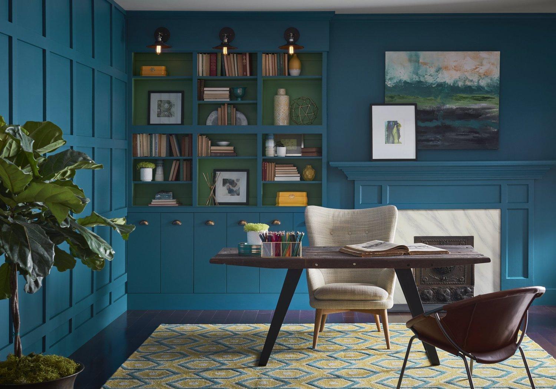Home Design Trend Alert Sherwin Williams Names The 2018