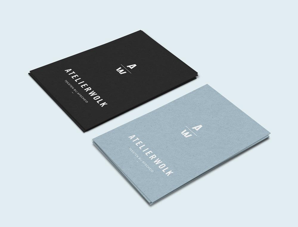 visitekaartje