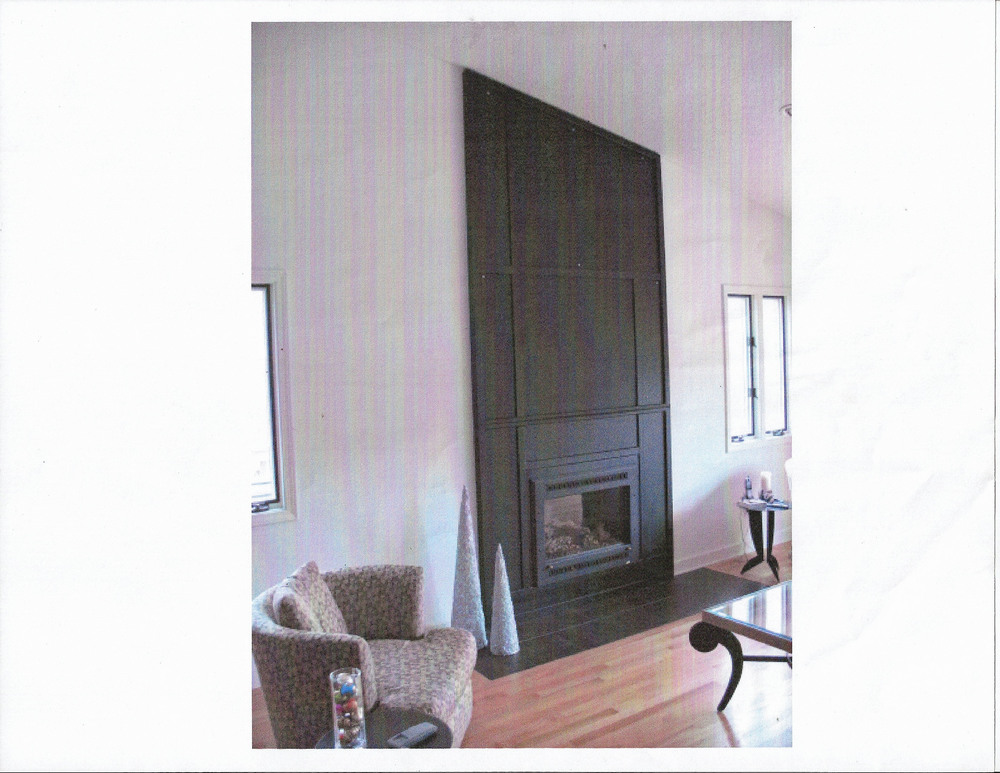 Fireplace Enclosure