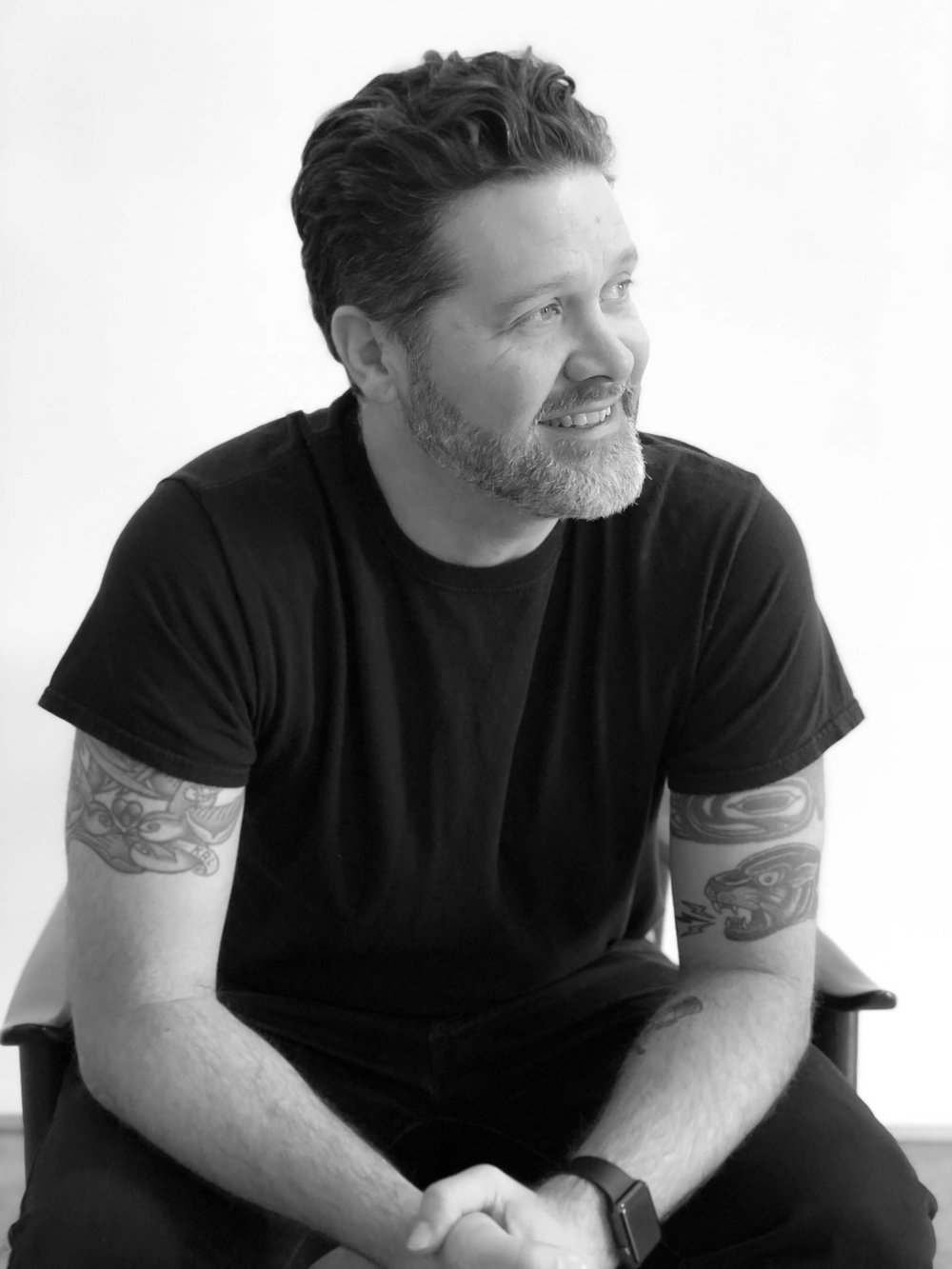Todd Lancaster, Chief Creative Officer