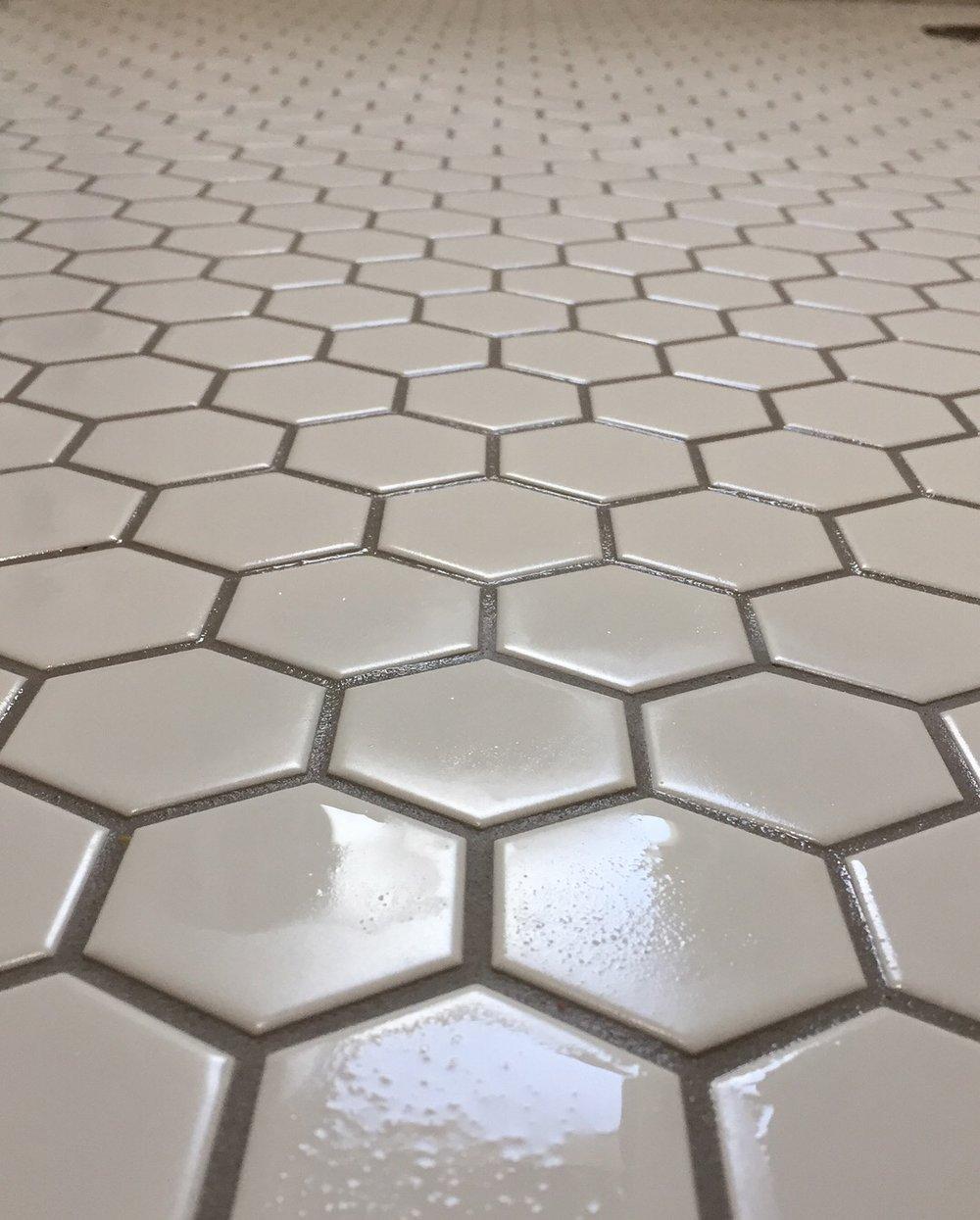 Tile Floor Waterloo