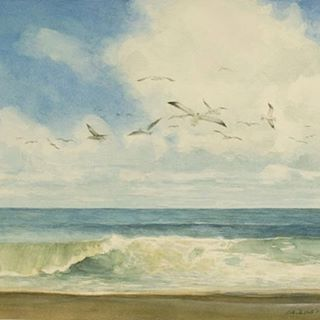Main Beach (Sagaponack, NY). Available for purchase on website--link in profile!