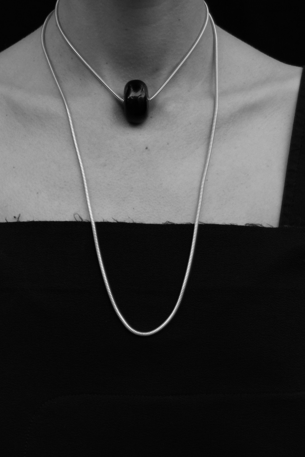 Sophi Buhai minimal necklace