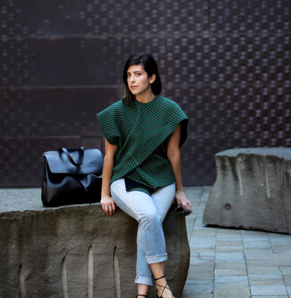 Marni, Mansur Gavriel, AMO jeans
