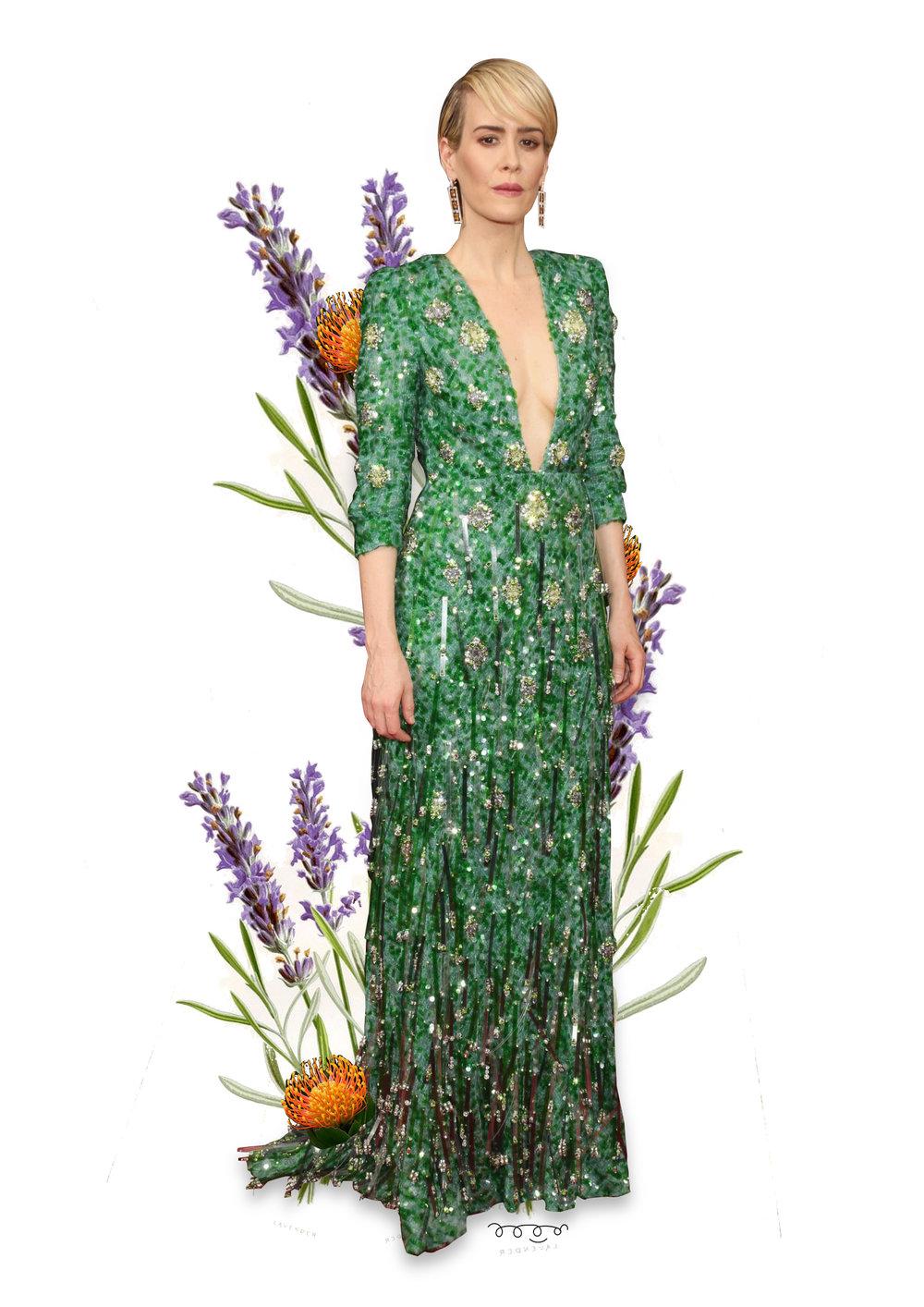 twelveofour.com | Sarah Paulson, Prada