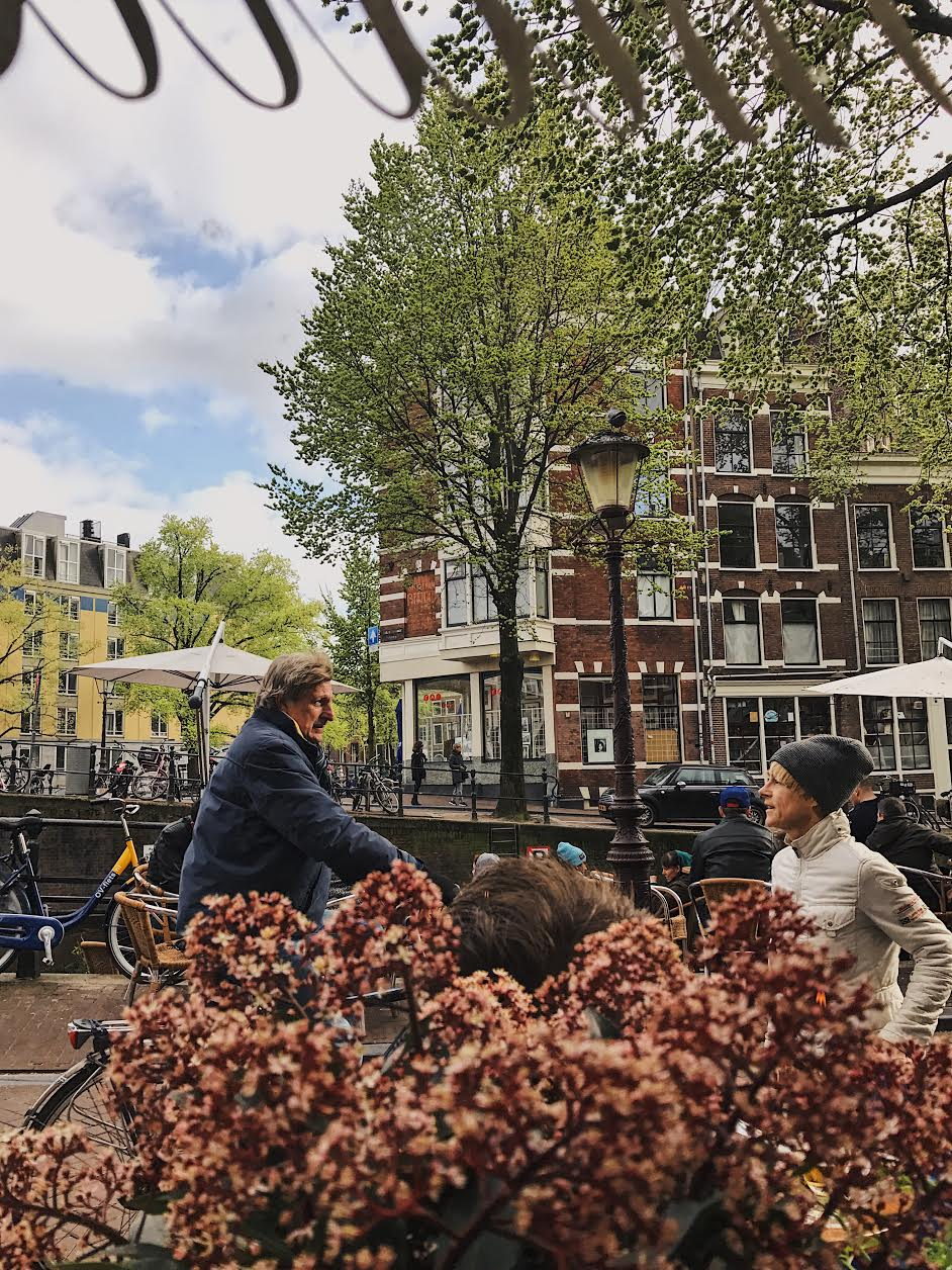 Visiting Amsterdam? Here's where I ate, drank, and went.   READ MORE