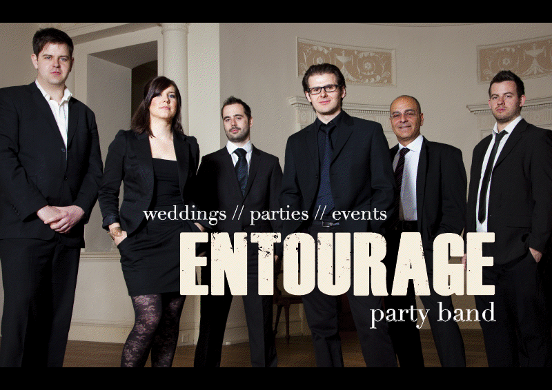 ENTOURAGE Promo Shoot June 2010