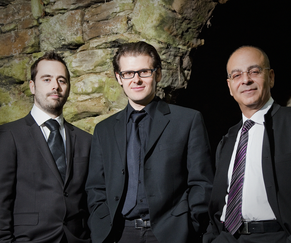Scott Bramley Trio Promo Shoot June 2010
