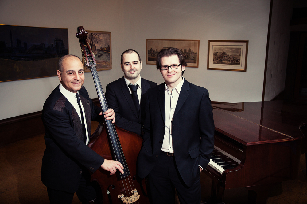 Scott Bramley Trio Promo Shoot January 2013