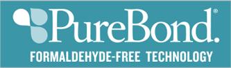 PureBond formaldehyde-free plywood